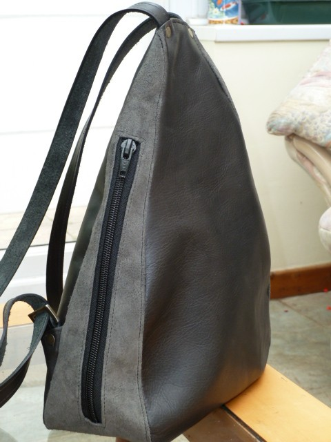 Marie's Backpack