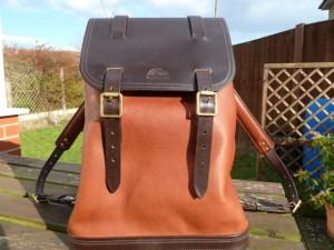 Simon's Brilliant Rucksack