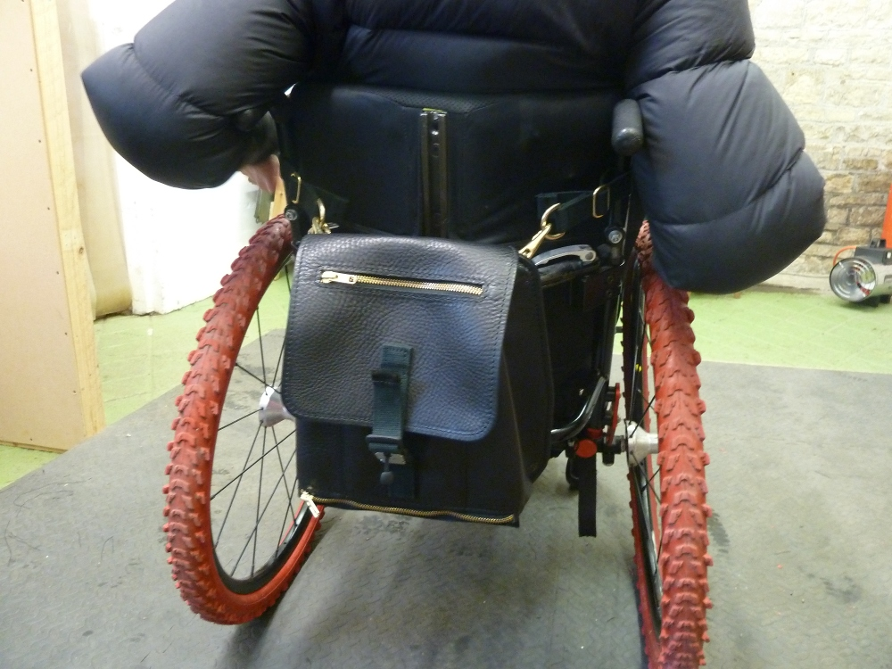 David's Chair Bag